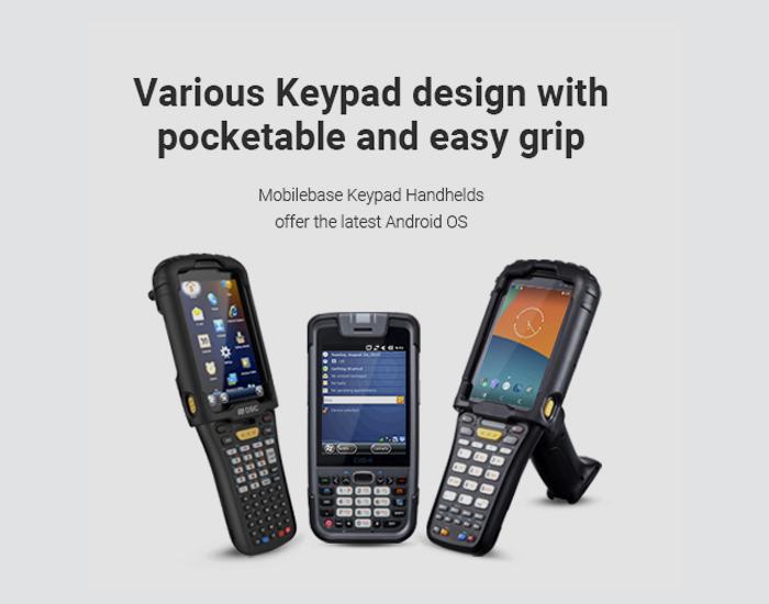 PDA 제조, POD 솔루션 대신정보통신