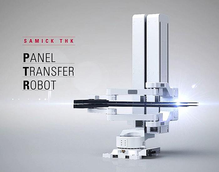 삼익 패널이송로봇 3D동영상